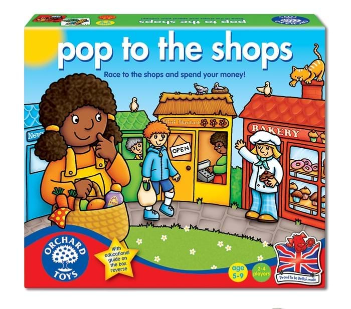 La cumparaturi / POP TO THE SHOPS 0