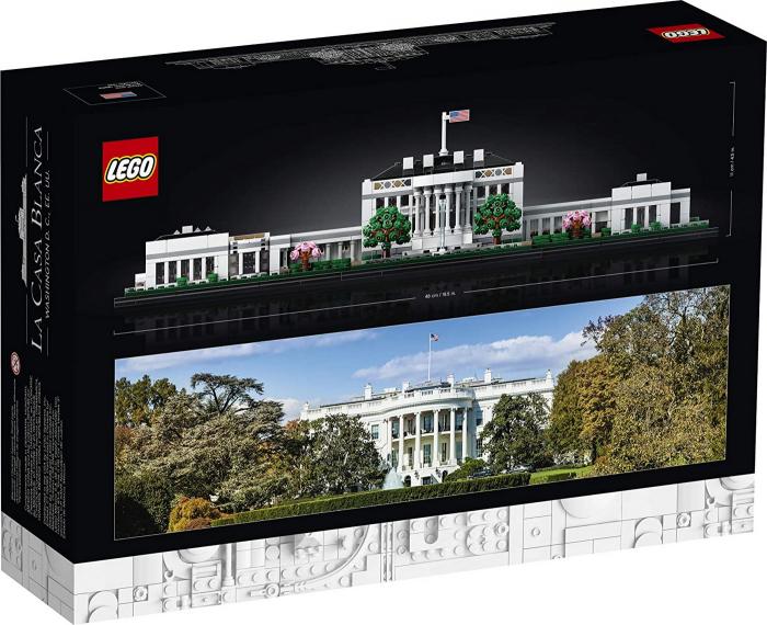 Lego Architecture Casa Alba 21054 [6]