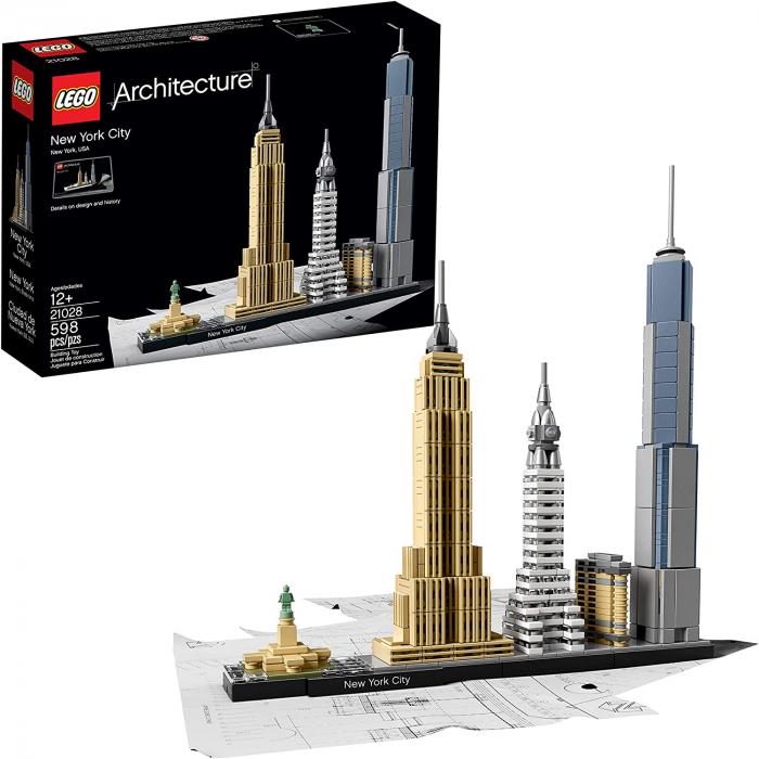 Lego Arhitecture New York 21028 4