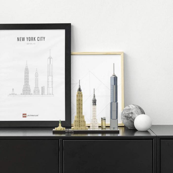 Lego Arhitecture New York 21028 2