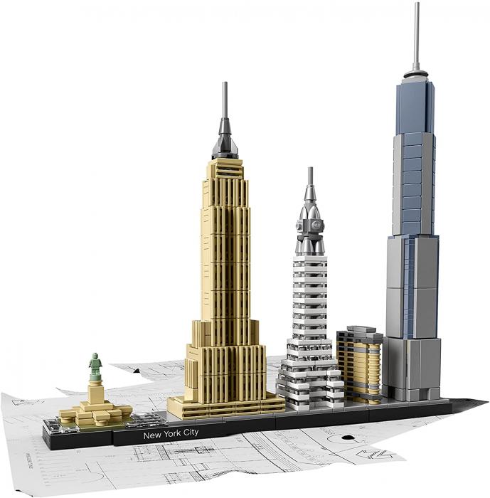 Lego Arhitecture New York 21028 1
