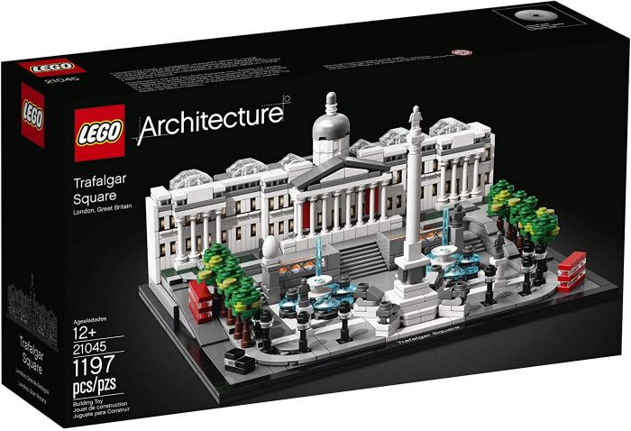 Lego Architecture Piata Trafalgar 21045 [0]