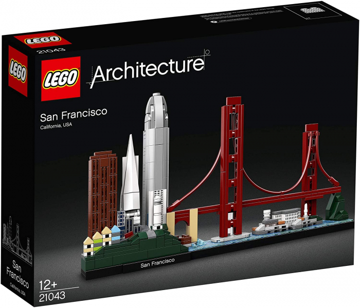 Lego Architecture  San Francisco 21043 [0]