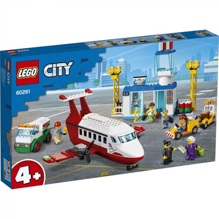LEGO CITY  AEROPORT CENTRAL 60261 [0]