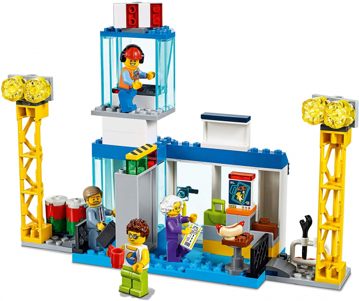 LEGO CITY  AEROPORT CENTRAL 60261 [5]