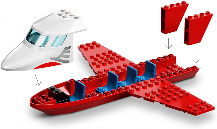 LEGO CITY  AEROPORT CENTRAL 60261 [3]