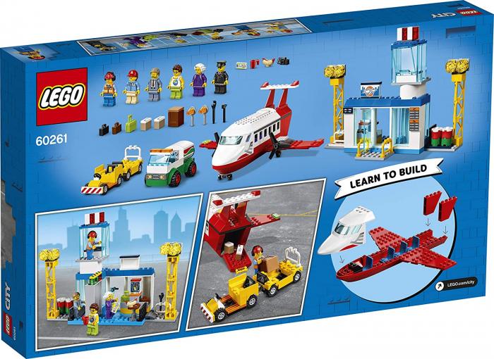 LEGO CITY  AEROPORT CENTRAL 60261 [8]