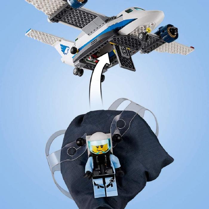 LEGO CITY BAZA POLITIEI AERIENE 60210 [6]