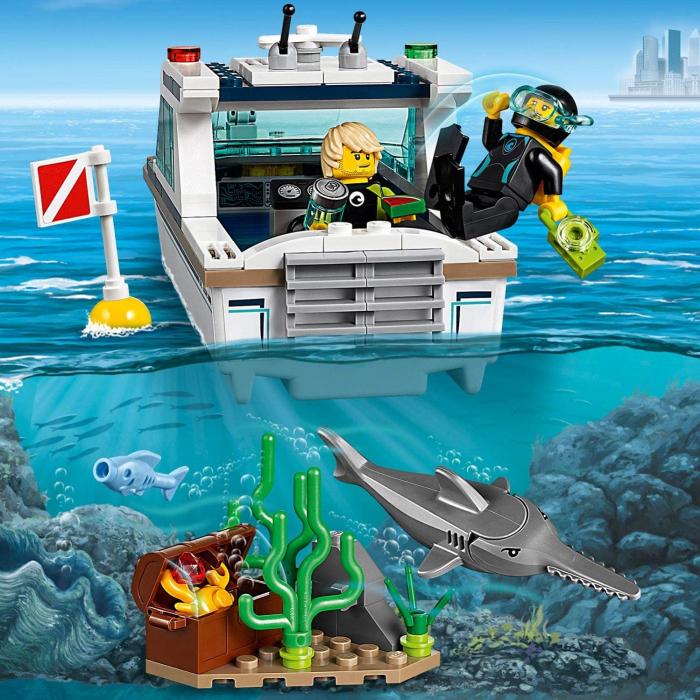 LEGO CITY IAHT PENTRU SCUFUNDARI 60221 [7]