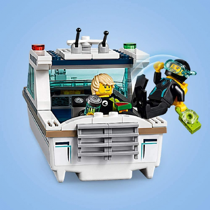 LEGO CITY IAHT PENTRU SCUFUNDARI 60221 [3]