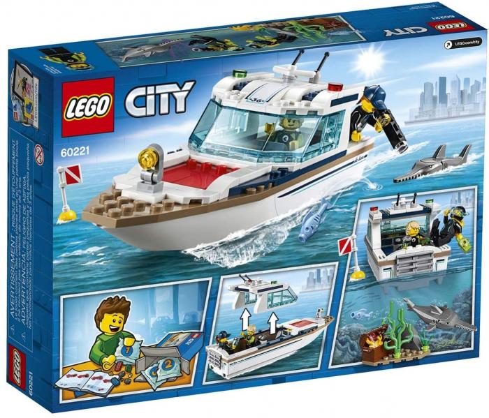 LEGO CITY IAHT PENTRU SCUFUNDARI 60221 [8]