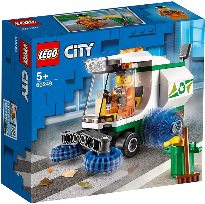 LEGO CITY MASINA DE MATURAT STRADA 60249 [0]