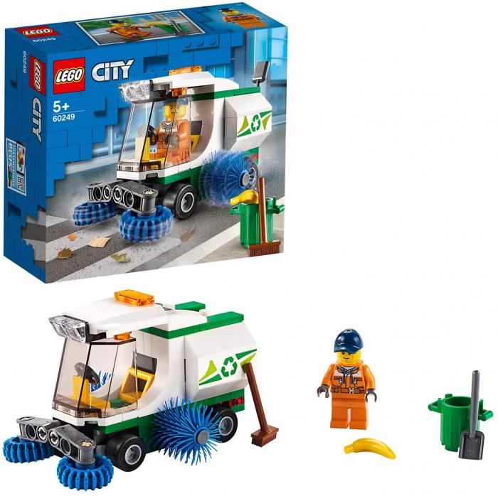 LEGO CITY MASINA DE MATURAT STRADA 60249 [5]