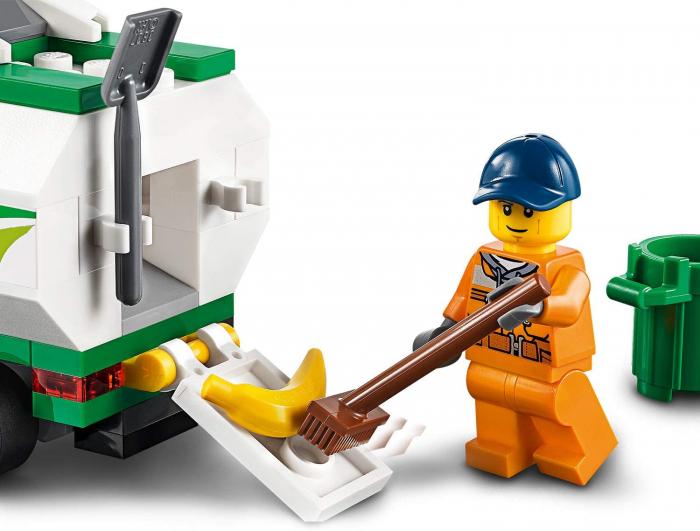 LEGO CITY MASINA DE MATURAT STRADA 60249 [3]