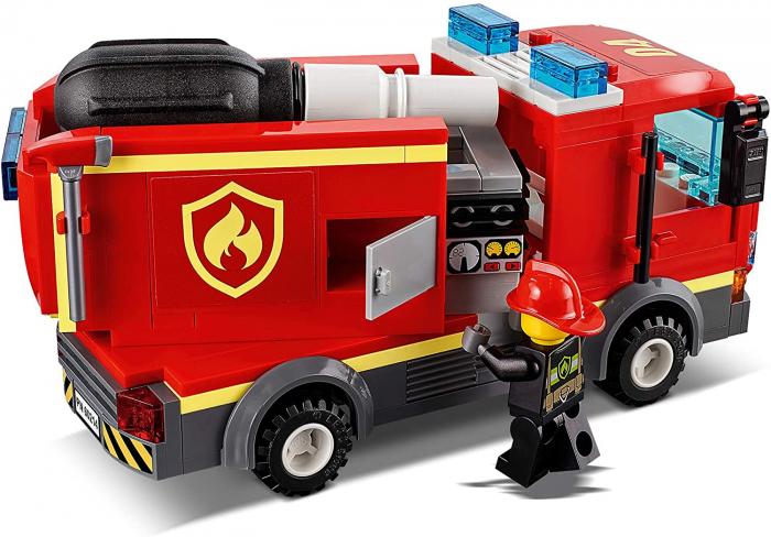 LEGO CITY STINGEREA INCENDIUL DE LA BURGER BAR 60214 [5]