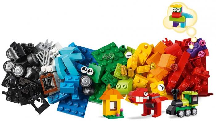 LEGO CLASSIC CARAMIZI SI IDEI 11001 [4]