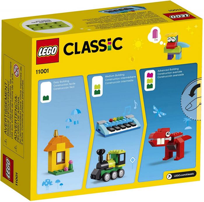 LEGO CLASSIC CARAMIZI SI IDEI 11001 [5]