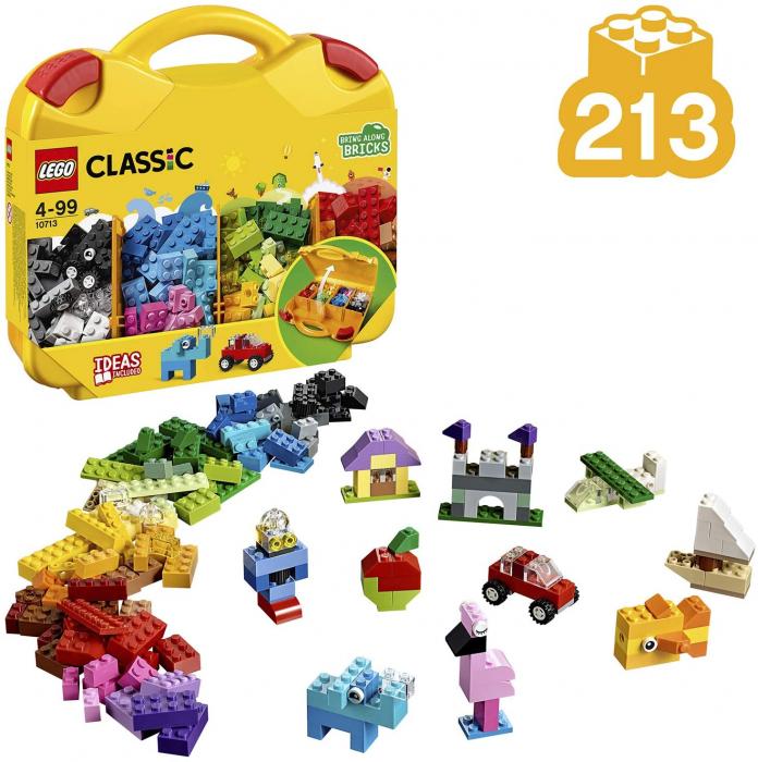 LEGO CLASSIC VALIZA CREATIVA 10713 [3]