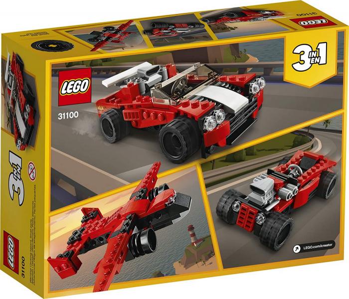 LEGO CREATOR 3IN1 MASINA SPORT 31100 [5]