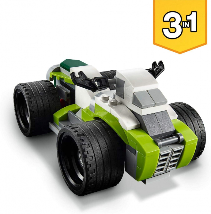 LEGO CREATOR CAMION RACHETA 31103 [7]