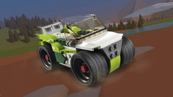 LEGO CREATOR CAMION RACHETA 31103 [4]