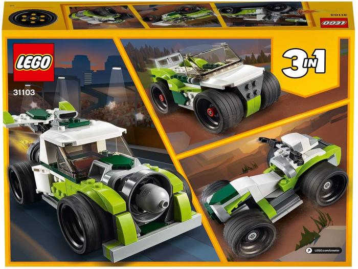 LEGO CREATOR CAMION RACHETA 31103 [8]