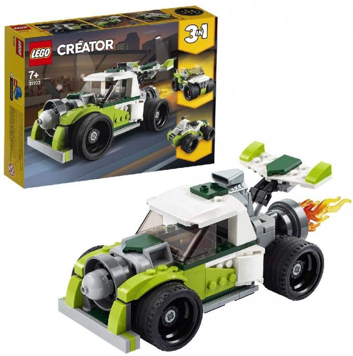 LEGO CREATOR CAMION RACHETA 31103 [5]