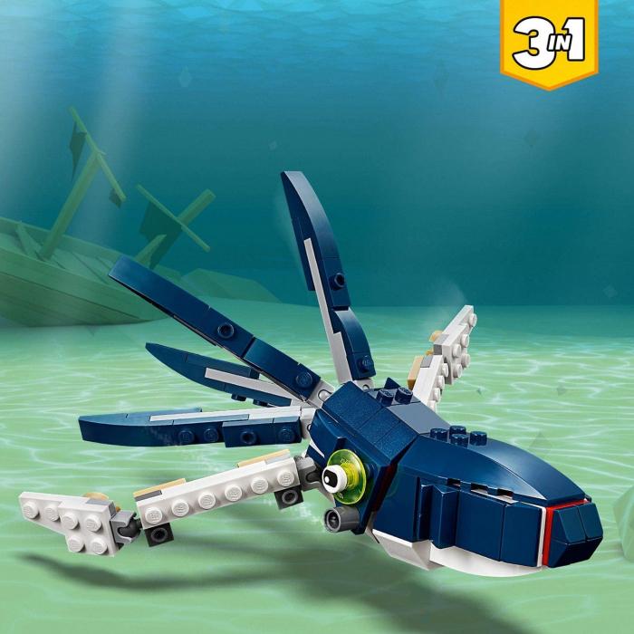 LEGO CREATOR CREATURI MARINE DIN ADANCURI 31088 [3]