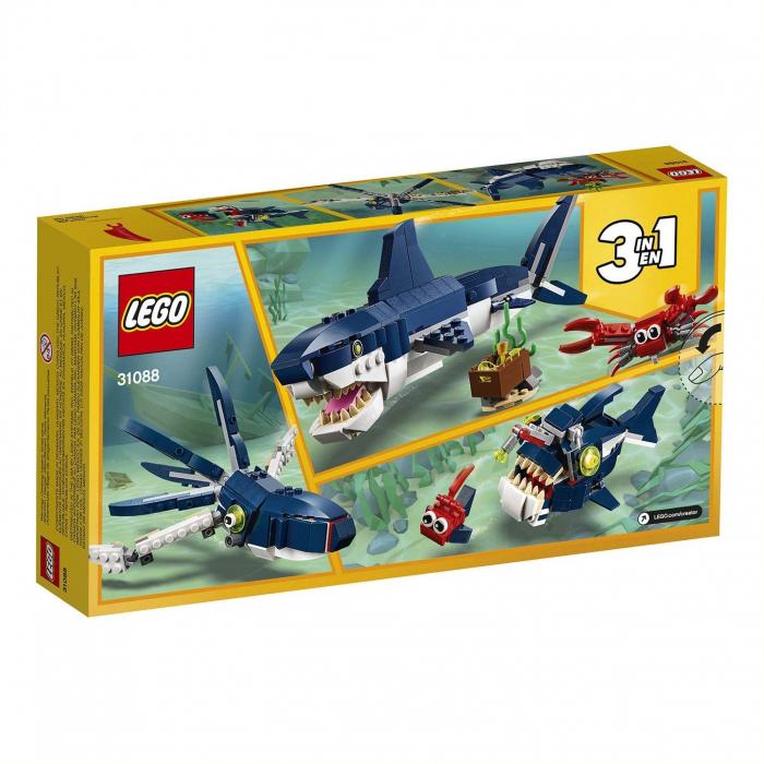 LEGO CREATOR CREATURI MARINE DIN ADANCURI 31088 [7]