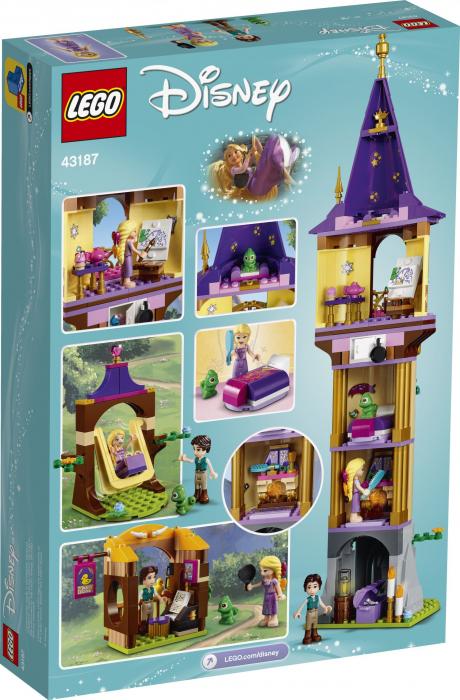 LEGO DISNEY PRINCESS  RAPUNZEl TOWER 43187 [7]