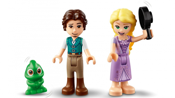 LEGO DISNEY PRINCESS  RAPUNZEl TOWER 43187 [2]