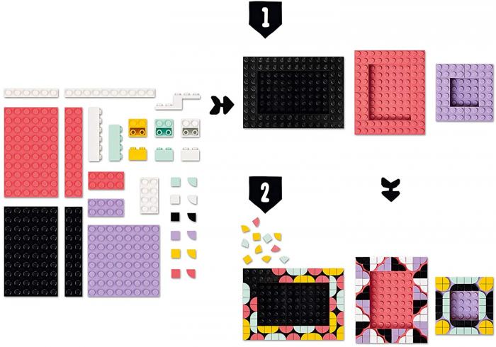 LEGO DOTS  RAME FOTO CREATIVE 41914 [0]
