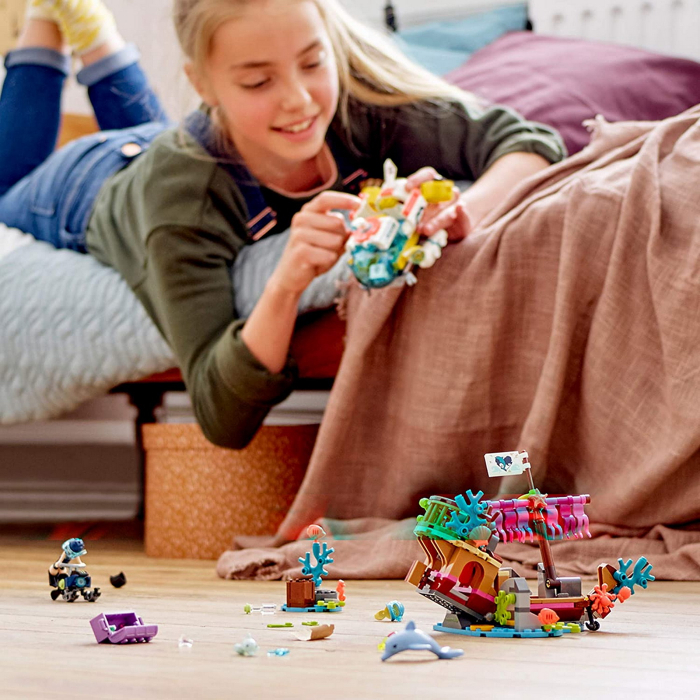 LEGO FRIENDS MISIUNEA DE SALVARE A DELFINILOR 41378 [2]
