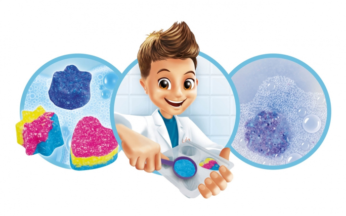 Mini - laboratorul de bile de baie 2