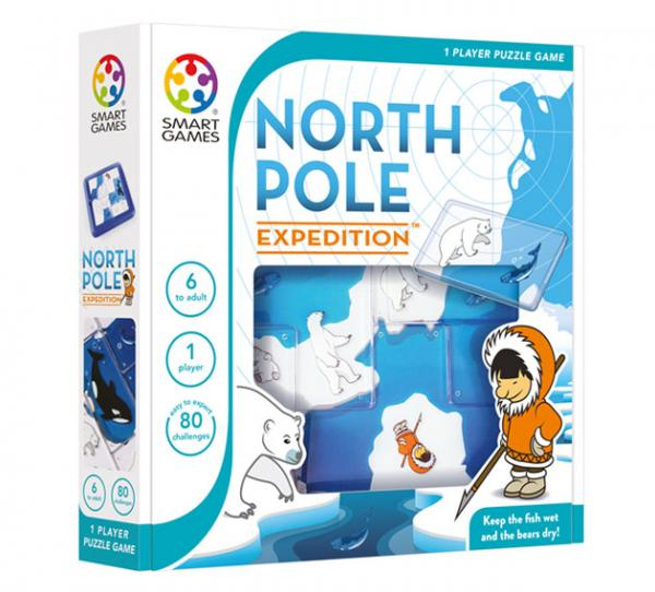 North Pole - Expedition 0