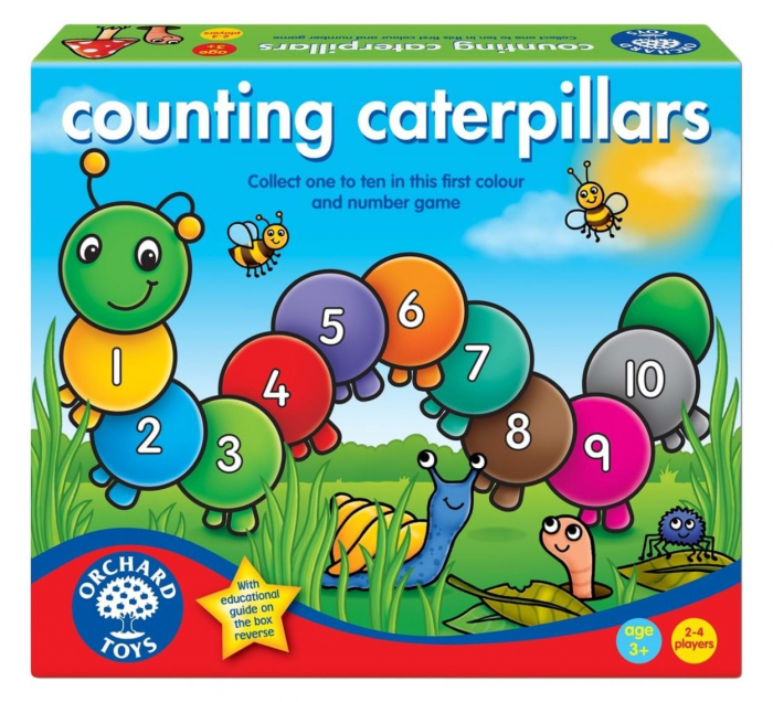Omida / COUNTING CATERPILLARS 0