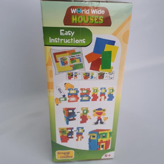 Puzzle 3D Case 5