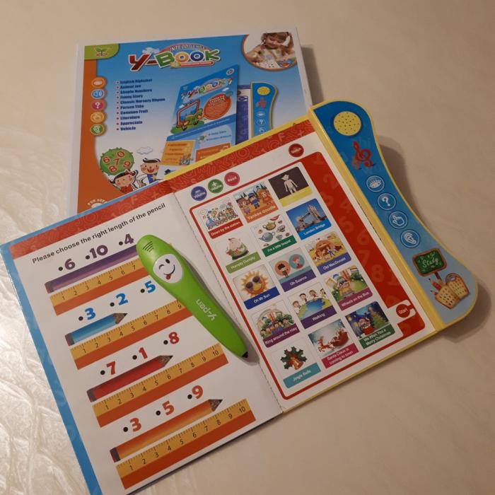Cadou 5-7 ANI - Invatare Limba Engleza + Cub Rubik Lamaie 3