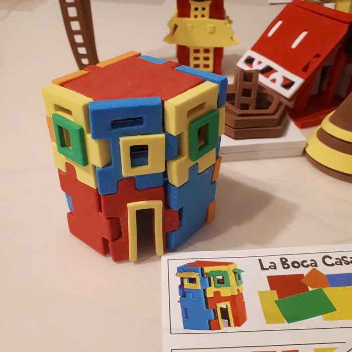 Puzzle 3D Case 2