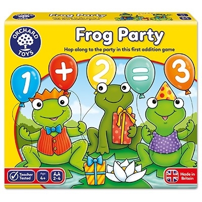 Petrecerea broscutelor / FROG PARTY 4