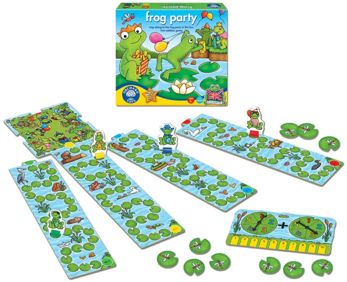 Petrecerea broscutelor / FROG PARTY 1