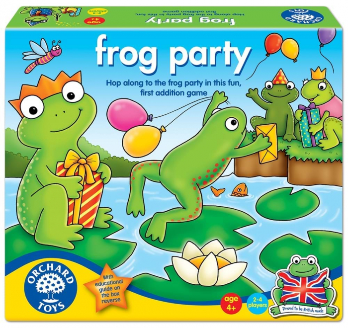 Petrecerea broscutelor / FROG PARTY 0