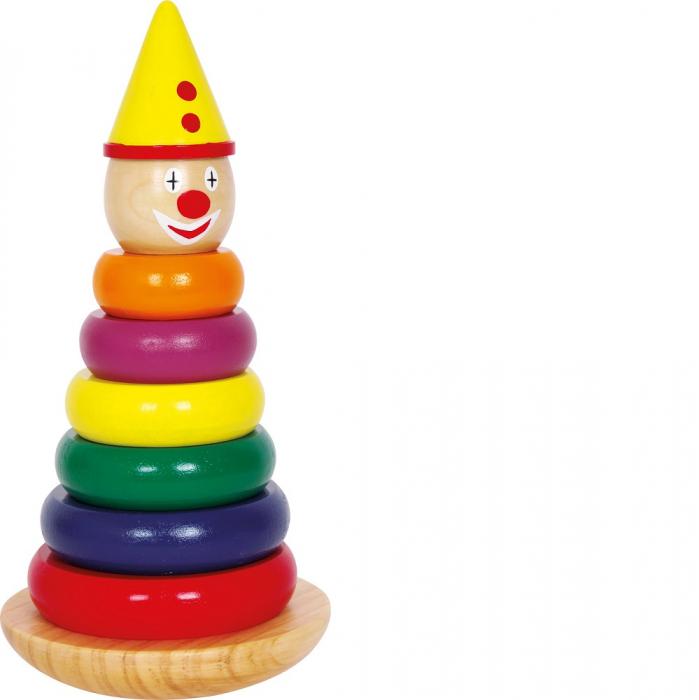 "Piramida ""Clovnul"" - Legler 0"