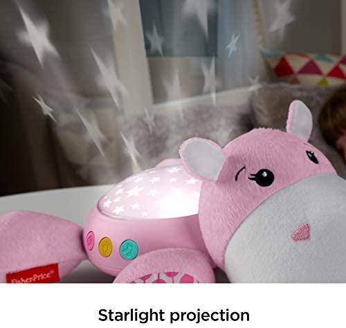 Proiector Hipopotam roz Fisher Price [7]
