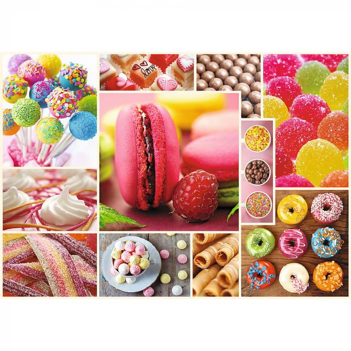 Puzzle Trefl 1000 Candyland [1]