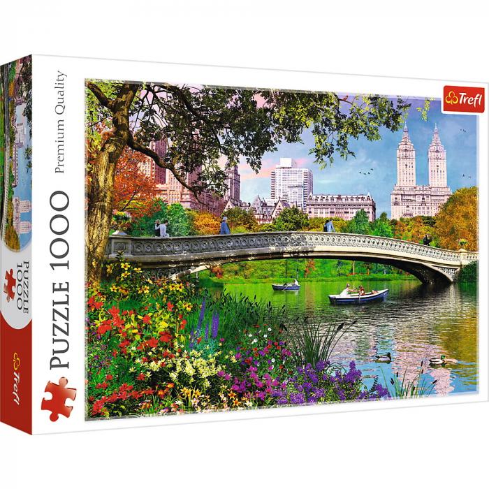 Puzzle Trefl 1000 Central Park New York [0]