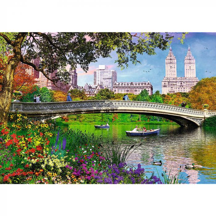 Puzzle Trefl 1000 Central Park New York [1]