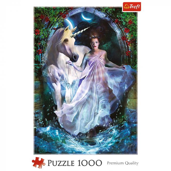 Puzzle Trefl 1000 Univers fantastic [2]