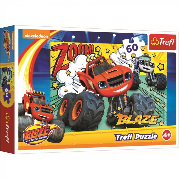 PUZZLE TREFL 60 BLAZE CURSA INFERNALA [0]