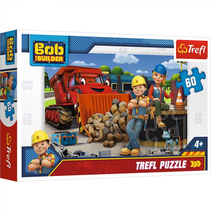 Puzzle Trefl 60 Bob si Wendy [0]